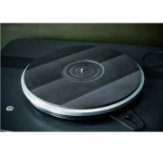 Oswald's Mill Audio Graphite Turntable Mat