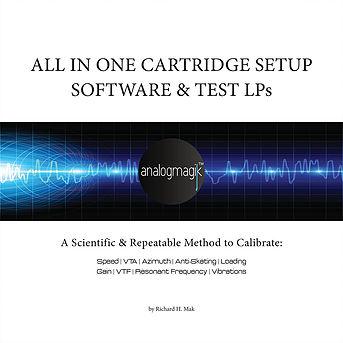 AnalogMagik Cartridge Alignment System