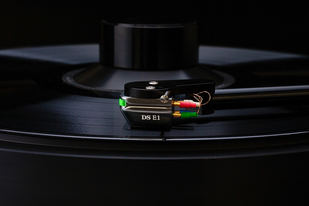 DS Audio DS E1 Optical Phono Cartridge System
