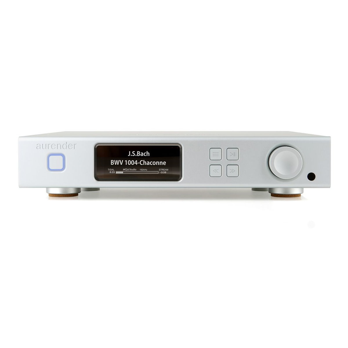 Aurender A100 Caching Music Server With Internal MQA Certified DAC