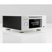 Aurender ACS100 Music Server/Streamer with CD Ripper with Dual HDD Storage Bays